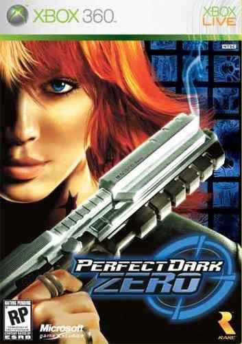 Xbox 360 Y One - Perfect Dark Zero - Juego Fisico