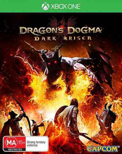 Xbox One Dragons Dogma Dark Arisen Nuevo Sellado Facturamos!