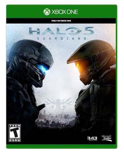 Xbox One Juego Halo 5 Guardians Para Xbox One - Envío