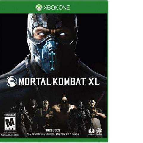 Xbox One Juego Mortal Kombat Xl.