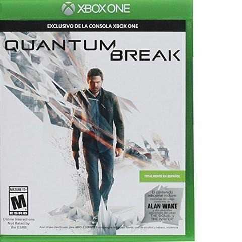 Xbox One Juego Quantum Break.
