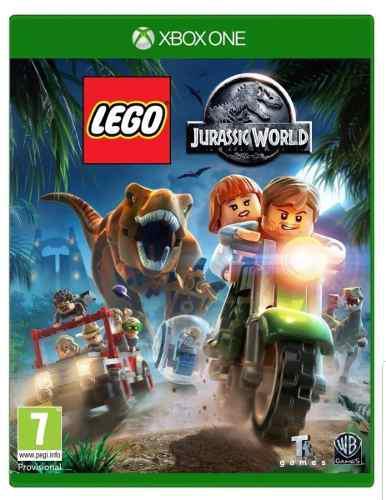 Xbox One Lego Jurassic World Juego En Físico