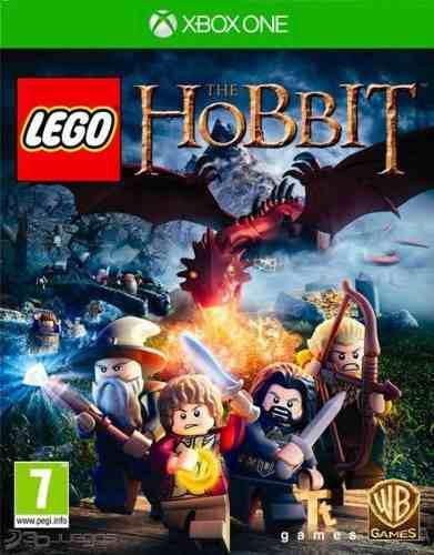 Xbox One Lego The Hobbit Nuevo Envio Gratis Facturamos!!