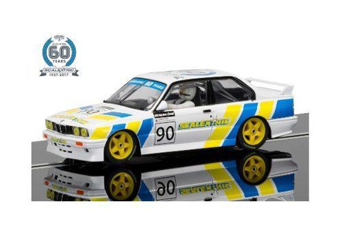 Auto Scalextric Escala 1/32 Bmw M3 E30 Car#3