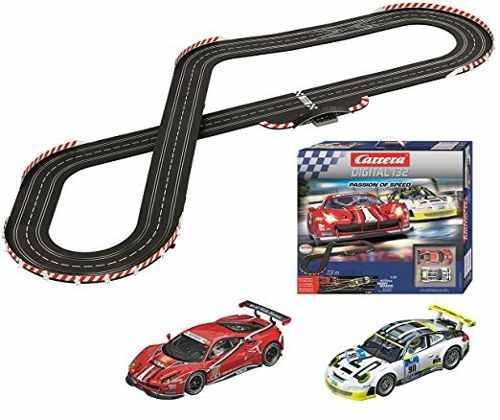 Carrera 30195digital 132pasión De Speed Slot Car Race