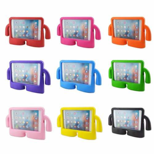 Funda Bracitos Para Niños Uso Rudo Ipad 2,3 Y 4 Mini Air