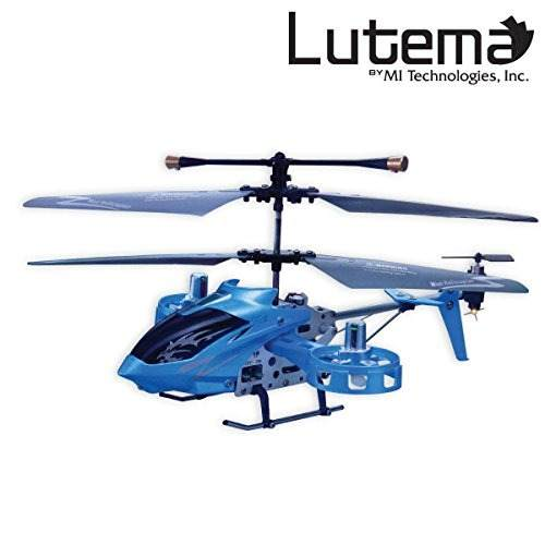 Lutema- Lutema Helicóptero A Control Remoto De 4 Canales,