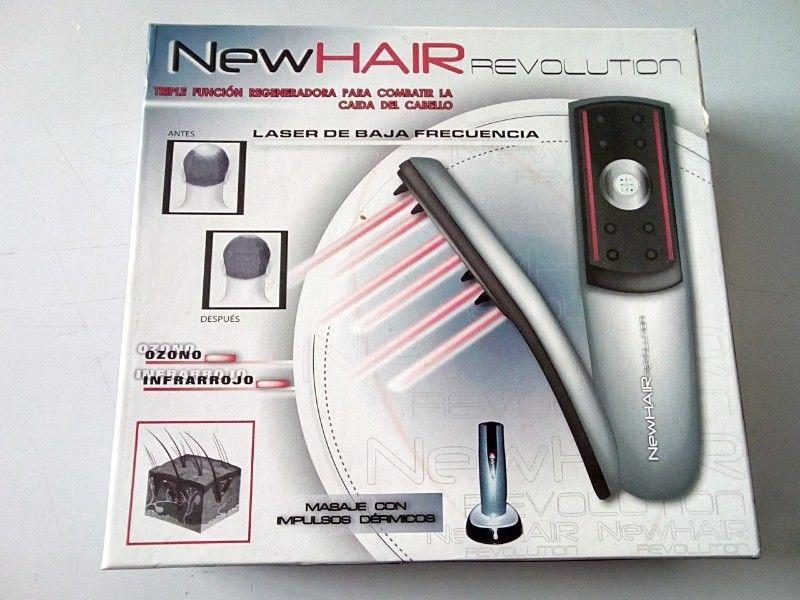 NEW HAIR REVOLUTION RESTAURACION DE CABELLO