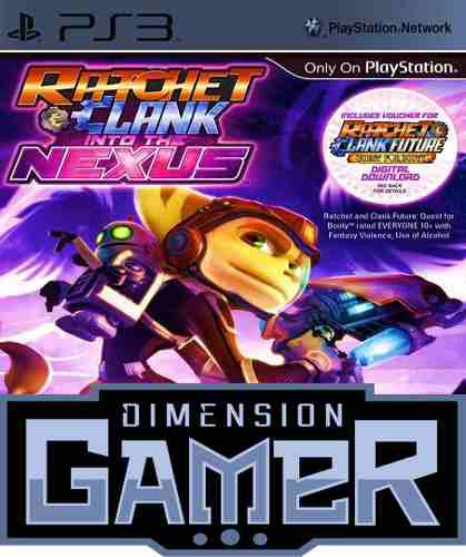 Ratchet And Clank Combo Pack Ps3 (9gb) Psn Store Digital