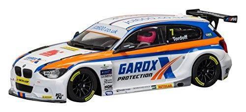 Scalextric Btcc Bmw Serie 125 1 Sam Tordoff Croft Circuito 1
