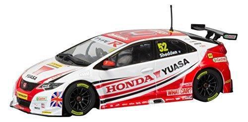 Scalextric Btcc Honda Civic Type R 2015 Honday Yuasa Racing