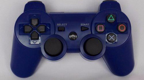 Set De 4 Controles Para Ps3 Dualshock Inalambrico Sixaxis