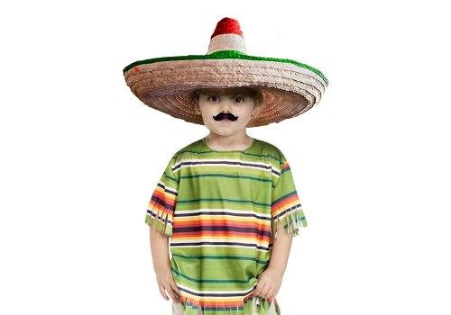 68553abd77756 Sombrero p niño viva mexico fiestas patria mexicana mundial