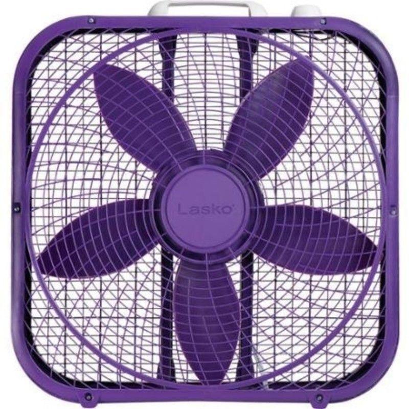 Ventilador Abanico Piso 20in Caja 3 Velocidades Aire Lasko