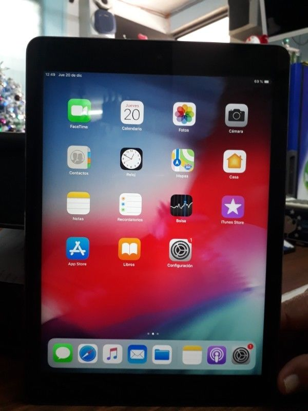 ipad air de 16 gb