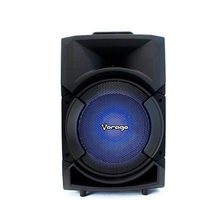 Bafles Amplificados 8 Pulgadas Pro Bluetooth Ksp-300 Vorago