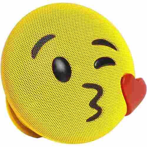 Bocina Emoji Emoticón Portátil Bluetooth Recargable Usb
