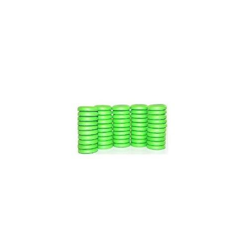 Echony Green Disc Refill Set De 50 Para Nerf Vortex Recarga