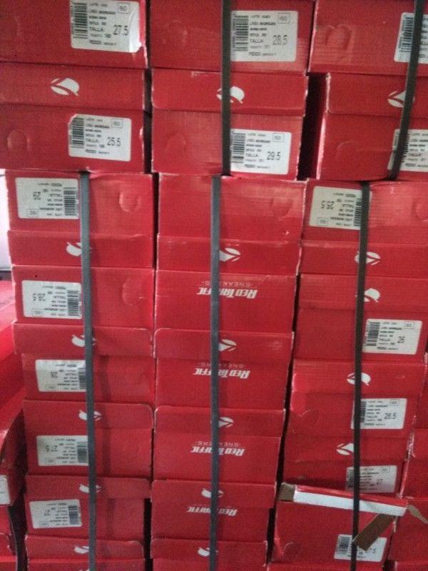 Lote de  pares de zapatos para caballero