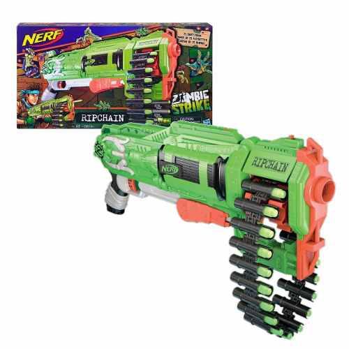 Nerf Lanzador Zombie Strike Ripchain