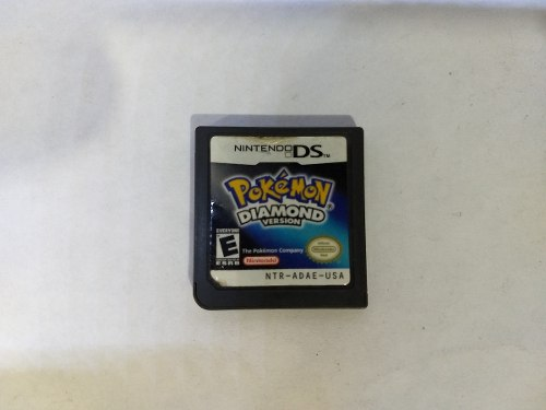 Pokemon Diamond Nds Gamers Code**