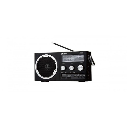 Radio Am/fm/onda Corta/sd/usb/mp3/aux. Ltuc