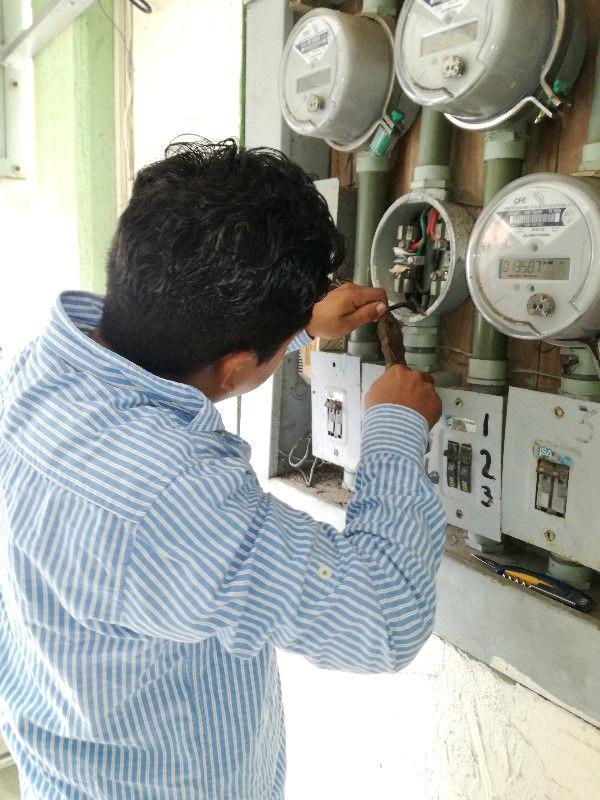 Reparación de electricidad 110 y 220 las 24 horas