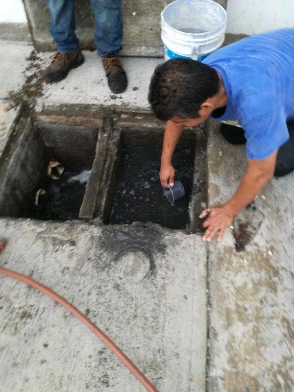 Reparación de fontanería y plomería