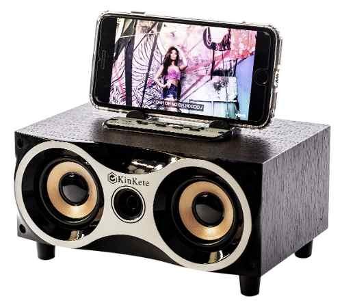 Retro Bocina Portátil Radio Clasico Bluetooth Porta Cel M01