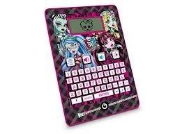 Tablet De Las Monster High