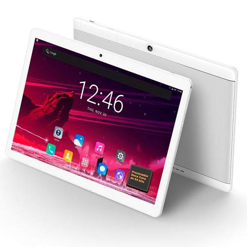 Tablet Vak 101 Decacore gb 2 Sims 4g Android 8mp Turbo