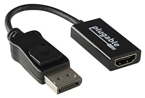 Adaptador De Displayport A Hdmi 2.0 Conectable Admite Panta