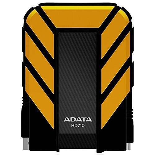 Adata Hd710 1tb Usb 3.0 Resistente Al Agua A Prueba De Pol