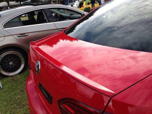 Aleron Spoiler Cajuela Bmw Bora Jetta Tsuru Cabrio Vento