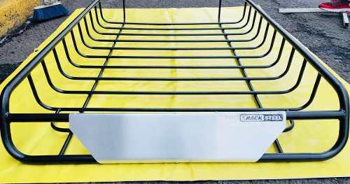 Canastilla portaequipaje universal auto camioneta rack steel ab189a820a33