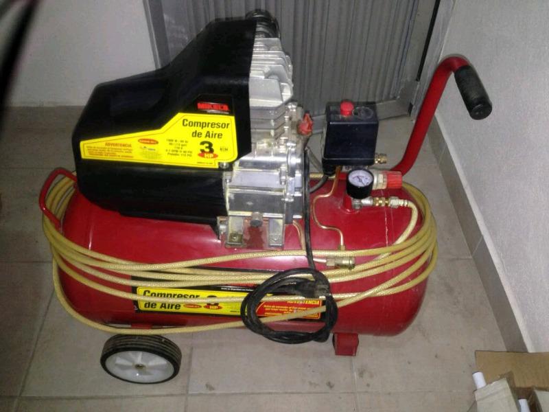 Compresor de aire Mikels 3HP $