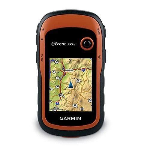 Garmin Etrex 20x Navegador Gps Outdoor Portátil