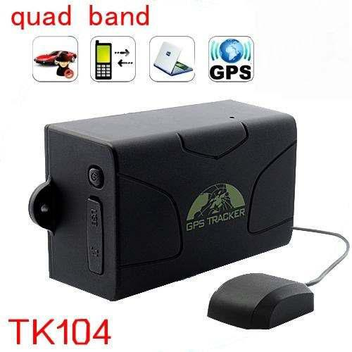 Localizador Gps Tracker Tk104 Bateria Larga Duración 60