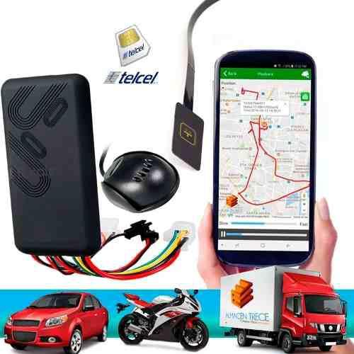 Rastreador Gps Tracker Con Plataforma Gratis De Por Vida Sdo