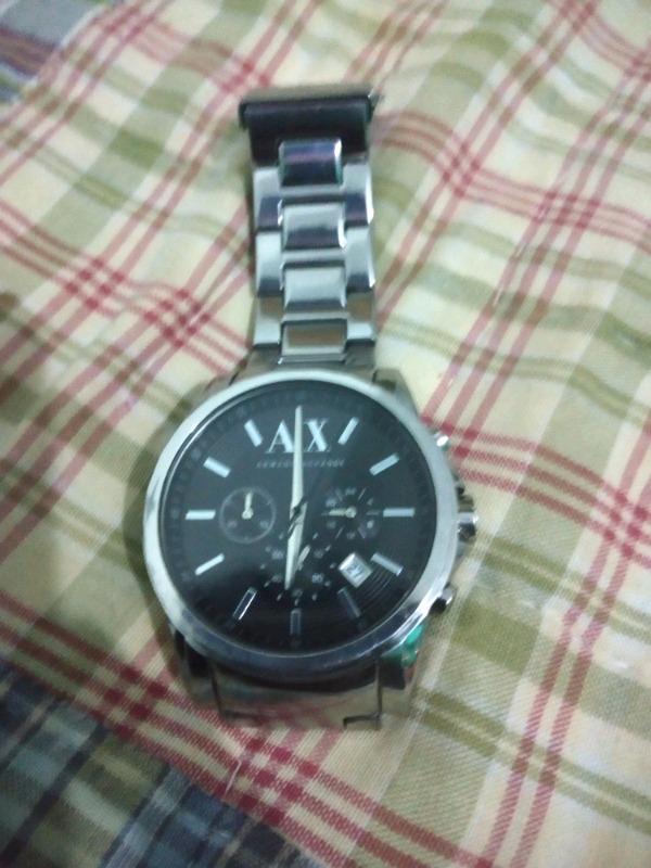 Reloj Armani Exchange CRONO