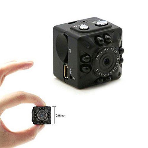 Sq10 Completo Hd 1080p Mini Portátil Dvr Con 8 Luces Infrar