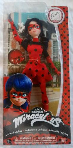 99a7edfab826 Ban dai lady bug miraculous original muñeca 30 cm