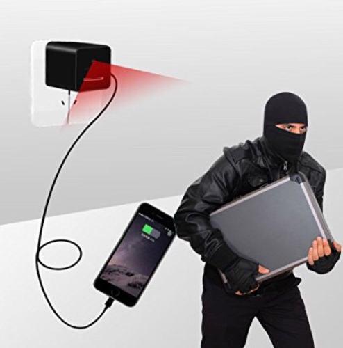 Camara Espia Wifi En Cargador Usb Spy Cam p Full Hd 32gb