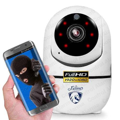 Camara Ip Wifi Full Hd Deteccion Auto Movimiento Dvr 128 Gb