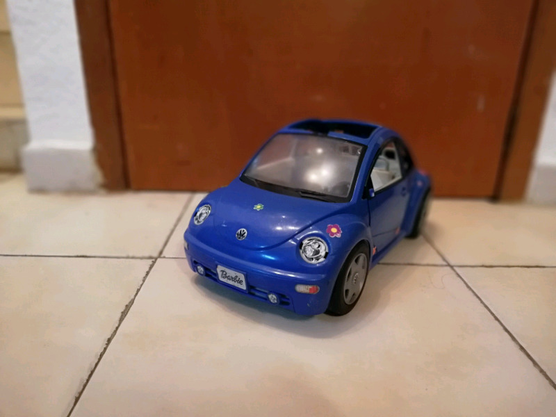 Carro bettle para muñecas Barbies coche de muñecas