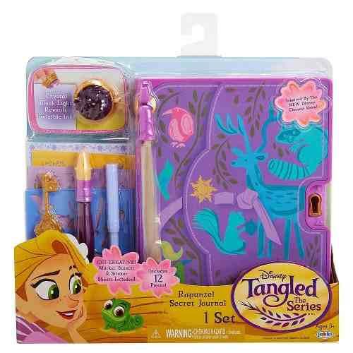 Diario Secreto Rapunzel Enredados Secret Journal Disney Ofer