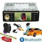 4.1 Hd 2 Din Car Stereo Radio Mp5 Mp4 Mp3 Player +mini Came