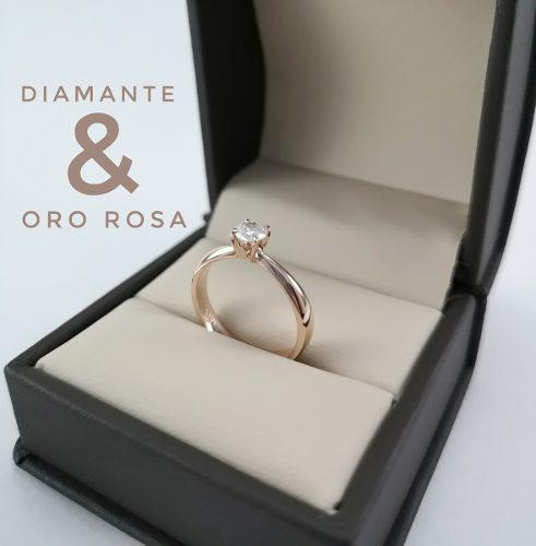 50% Regala Hermoso Anillo Compromiso Diamante 30ct Oro 14k