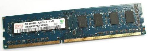 8 Memorias Ram Ddr3 2gb mhz Para Pc Varias Marcas Envio