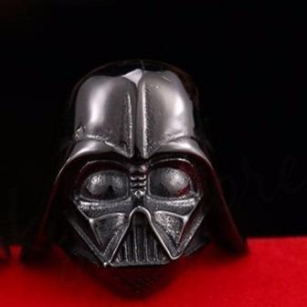 Anillo Saga Star Wars Darth Vader Acero Inox 316l Navidad